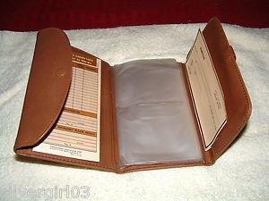 Ladies Brown Multi Purpose Clutch Wallet