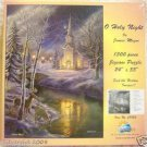 0 HOLY NIGHT by JAMES MEGER 1500  Pcs PUZZLE