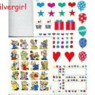 273 Kid's Birthday Value Pack Stickers