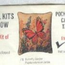 """14 X 14"""" Crewel Kit Picture or Pillow"""