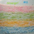 "XX Lrg 8"" x 12"" Extra Thick Knit Hot Pads #11"