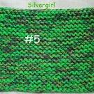 """XX Lrg 8"""" x 12"""" Extra Thick Knit Hot Pad #5"""