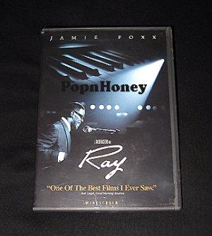 RAY Widescreen DVD Jamie Foxx Etxended Version