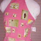 NEW Q&A Halter top size large NWT Pink
