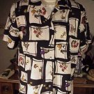 Impressions blouse NEW size small NWT Spring