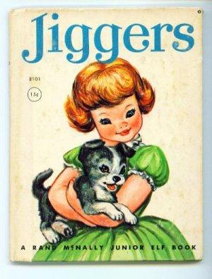 Vintage Rand McNally Junior Elf Book ~ JIGGERS