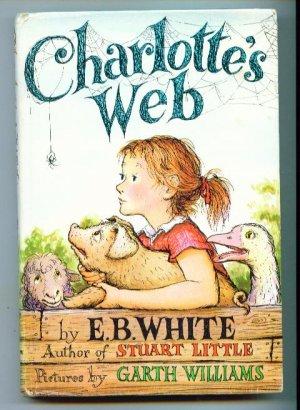 Children's Book ~ CHARLOTTE'S WEB ~ EB White