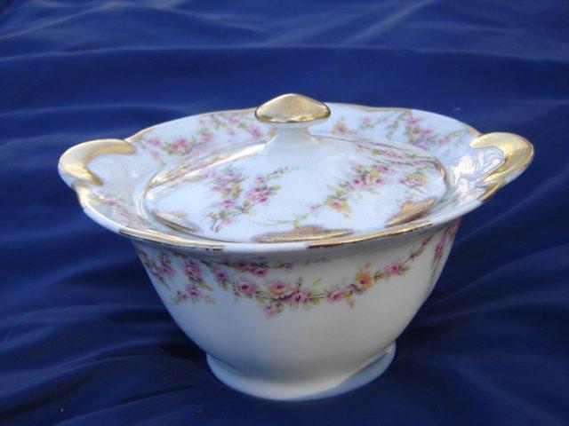 HAVILAND Varenne NY sugar bowl