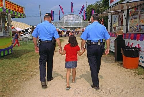 Police In The Community - The Community
