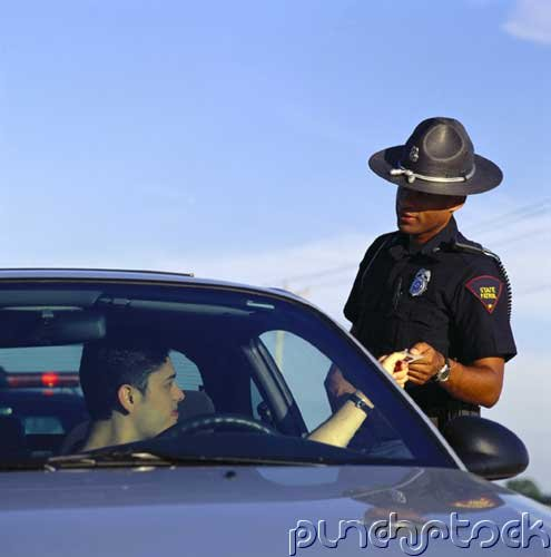 Law Enforcement - Police - A Historical Perspective