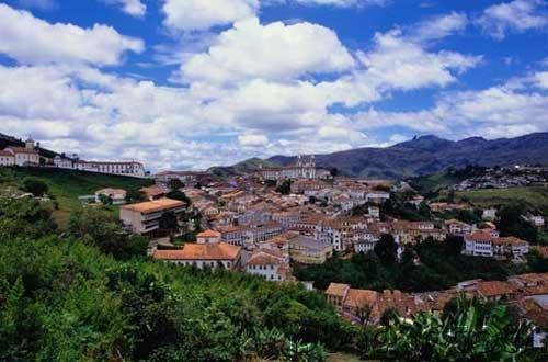 Latin American History - Brazil - Its Territory & People