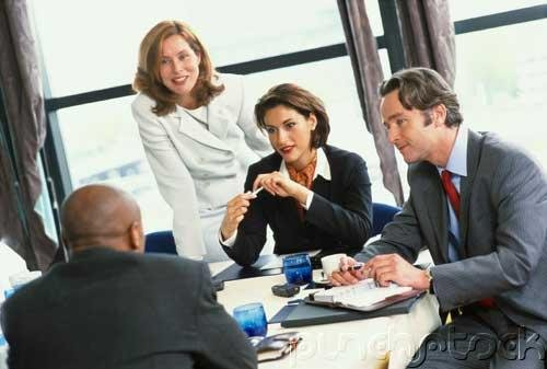 Business - Starting A Business - Dealing With People