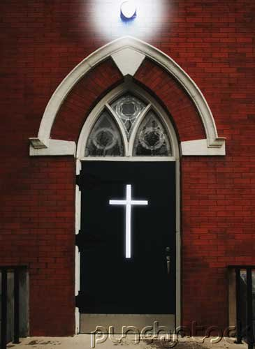 Church - The Church Is Spiritual - It Is Built Upon Christ