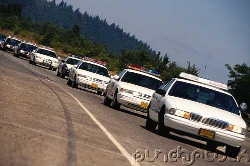 Policing America - Organization & Administration