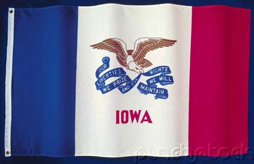 Iowa State History - From European Incursions To Reform