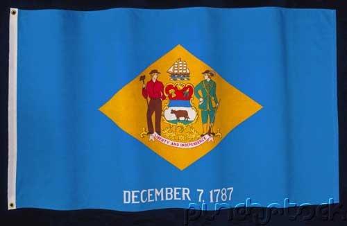 Delaware State History-Native Inhabitants To Rural-Urban Balance