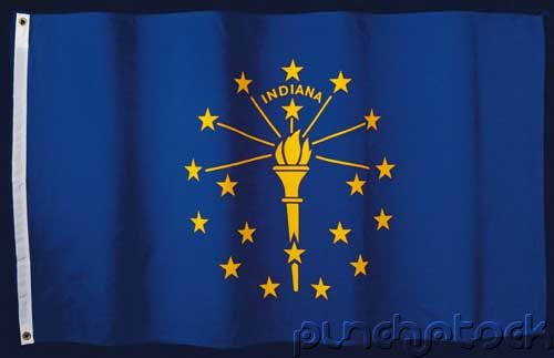 Indiana State Constitution - For State & Federal Examinations