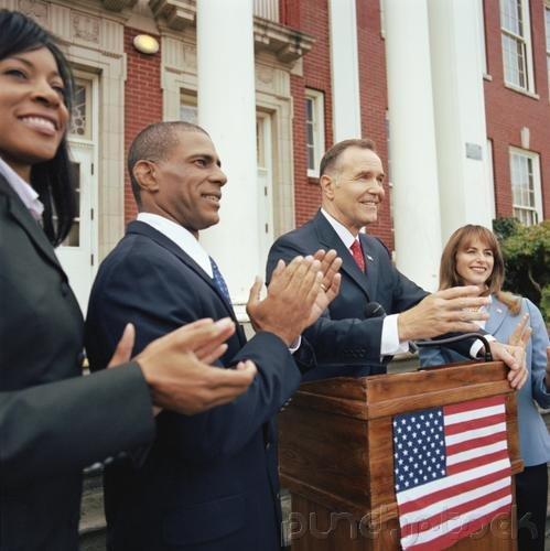 Politics - African Americans In American Politics