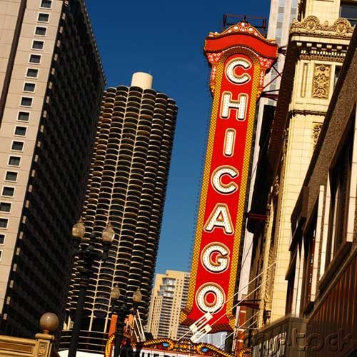 Chicago History - The Early Days To 1850 To The 20th Century