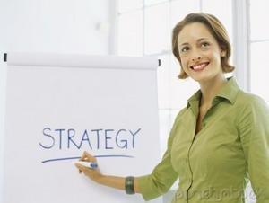 Communication Strategies - Model Of Strategic Communication I