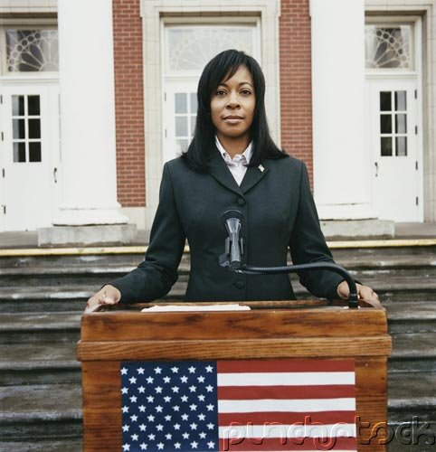 The Contribution of Black Women To America-Politics-Government