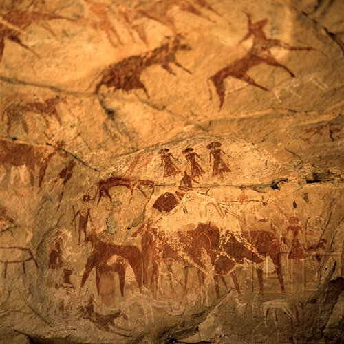 The Prehistoric Past - Life's Third Age - 1.8-65 Million Yrs Ago