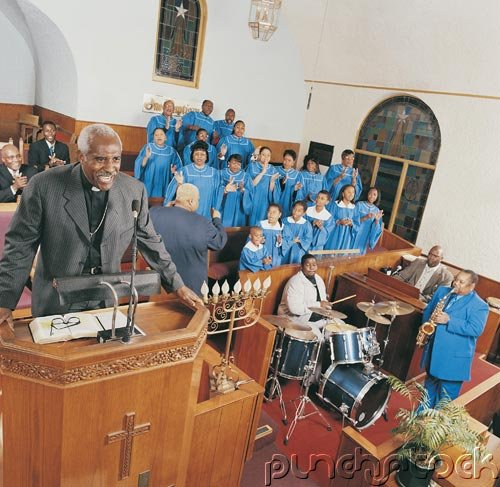 African American - The Social Teaching Of The Black Churches