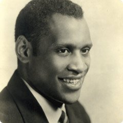 Curriculum Design & Instruction To Teach The Story Of Paul Robeson - A Great Singer & Actor