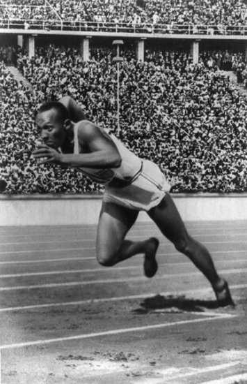 Curriculum Design & Instruction To Teach The Story Of Jesse Owens - A Biography
