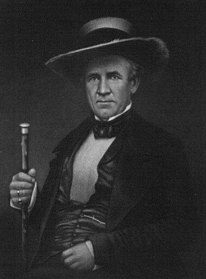 The Story Of Sam Houston - Texas Hero