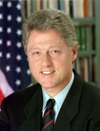 The History Of William Jefferson Clinton - United States President