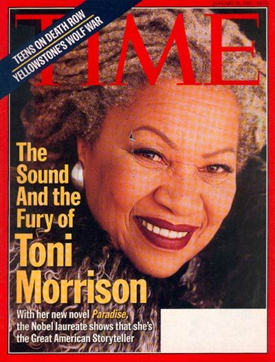 The Story Of Toni Morrision - Volume II - Great American Writer