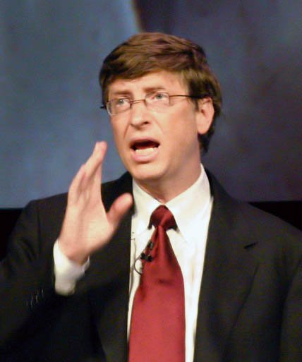 The Story Of Bill Gates - Software King