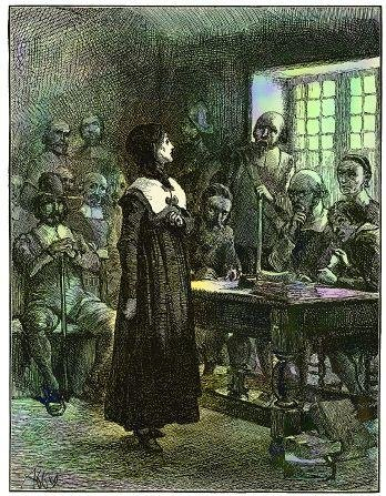 The Story Of Anne Hutchinson - Religious Leader