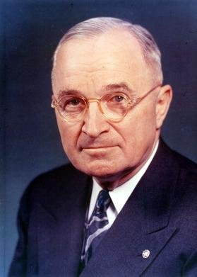 The Story Of Harry S. Truman - United States President