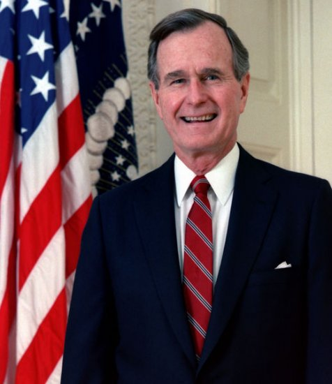 The Story Of George Bush - United States President