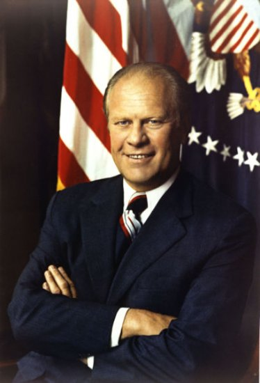 The Story Of Gerald Ford - United States President