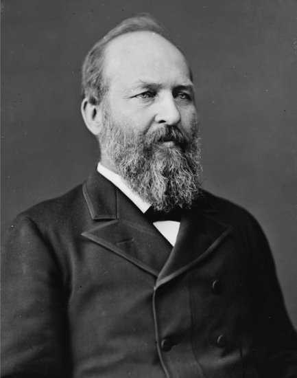 The Story Of James A. Garfield - United States President