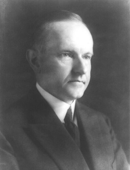 The Story Of Calvin Coolidge - United States President
