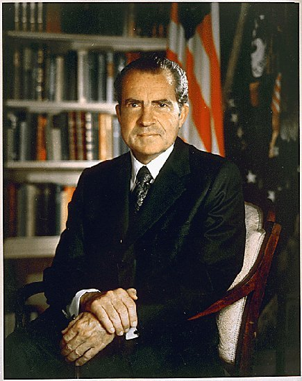 The Story Of Richard Nixon - Former President Of The United States