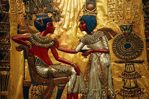 The History Of Egyptian Kings & Queens & Classical Deities