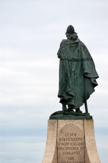 The Story Of Leif Erikson - Famous Viking Explorer