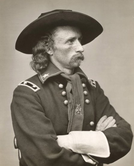 The Story Of George Armstrong Custer - Civil War General & Western Legend