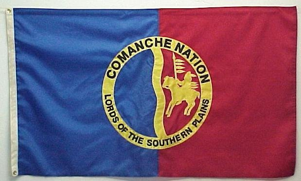 The History Of The Comanche - The Native American People Of North America