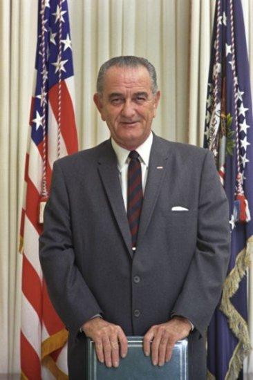 The Story Of Lyndon B. Johnson - United States President