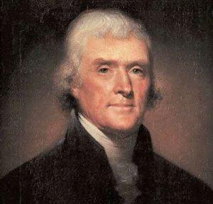 The Story Of Thomas Jefferson - United States President