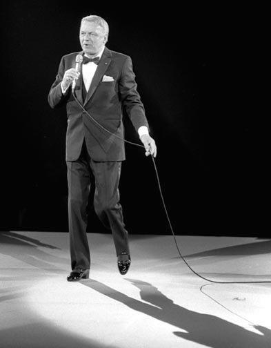 The Story Of Frank Sinatra - Legendary Singer & Telebision Star