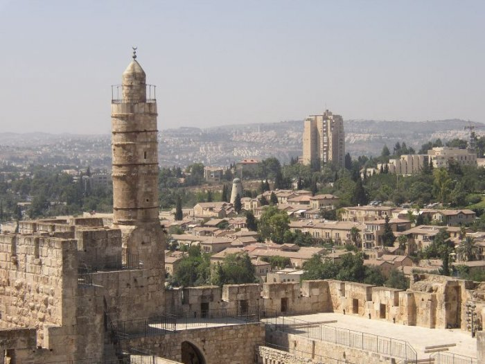 The History Of Modern Israel
