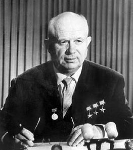 The Story Of Nikita Khrushchev - First Secretary Of The Communit Party Of The Soviet Union