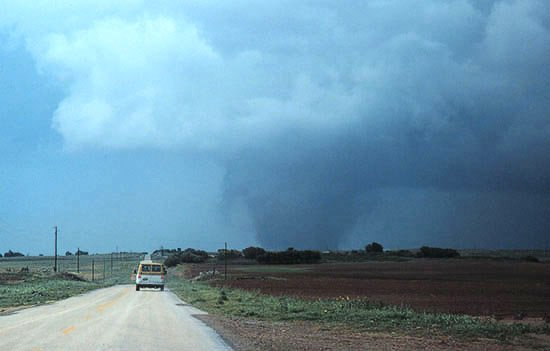 Curriculum Design & Instruction To Teach About Tornadoes
